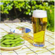 ビールなど各種ドリンク